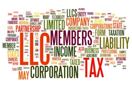 Tax Differences Between Corporation and LLC
